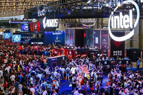 第十九届中国国际数码互动娱乐展览会