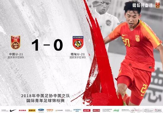 2018年中国足协中国之队国际青年足球锦标赛
