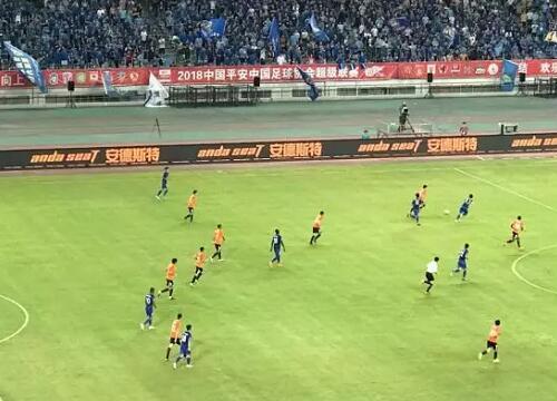 2018苏宁杯·国际青少年足球邀请赛