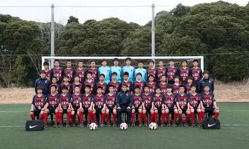 日本鹿岛鹿角足球俱乐部
